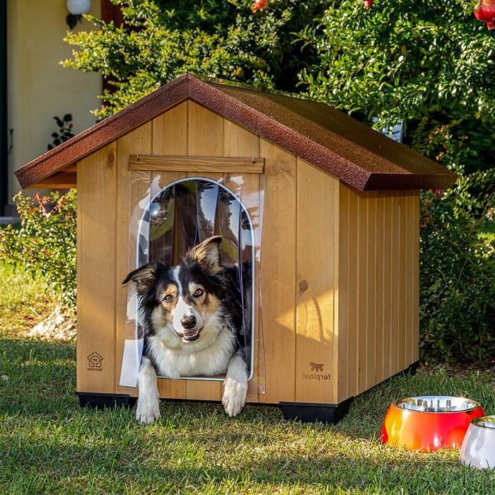 niche pour chien classique 2
