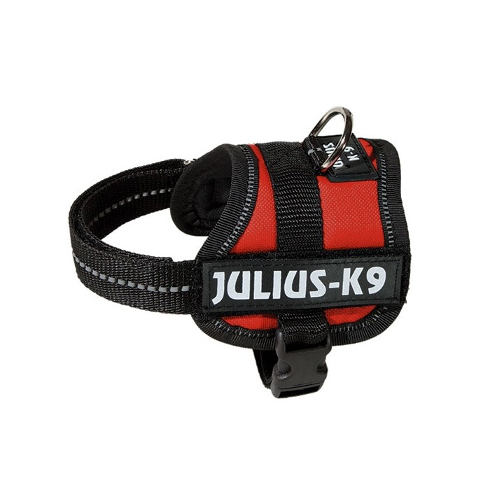 Julius K9 Harnais Power - Rouge