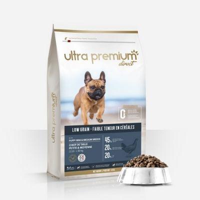 ultra premium direct chiot