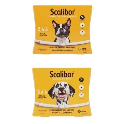 Scalibur collier anti puces pour chien avis