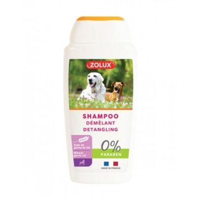 pro zolux shampoing demelant