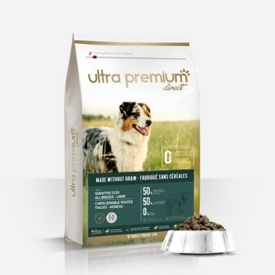 Ultra Premium Direct comparatif croquettes chien