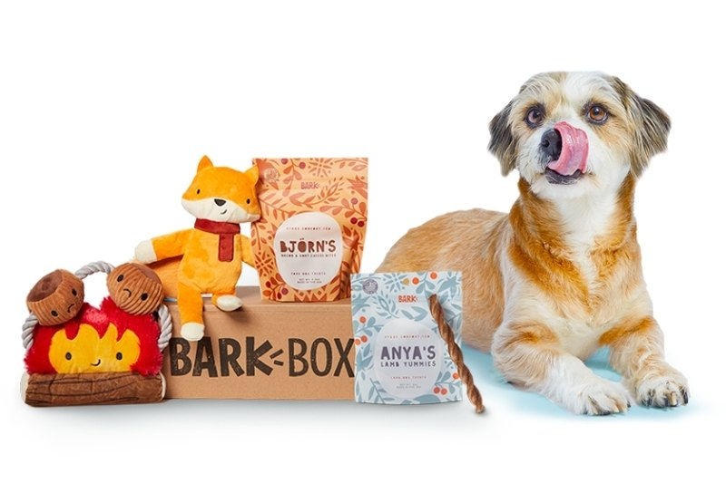 how much is barkbox a month