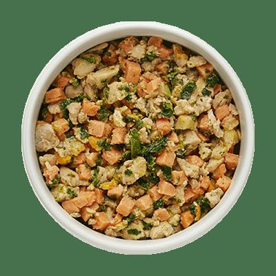 bowl chicken