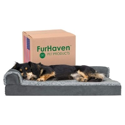 memory foam calming bed for dogs