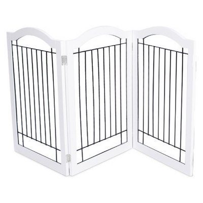 Internet's Best Arched Top Wire Dog Gate
