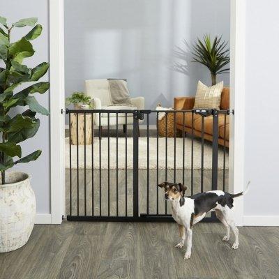 frisco extra wide pet gate