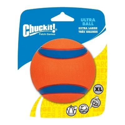 chuckit dog toy