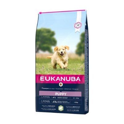 eukanuba puppy agneau riz