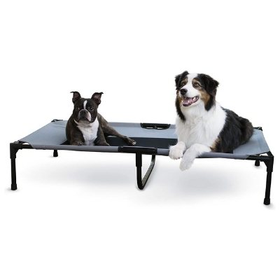 kh elevated dog bed