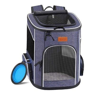 morpilot dog backpack bike