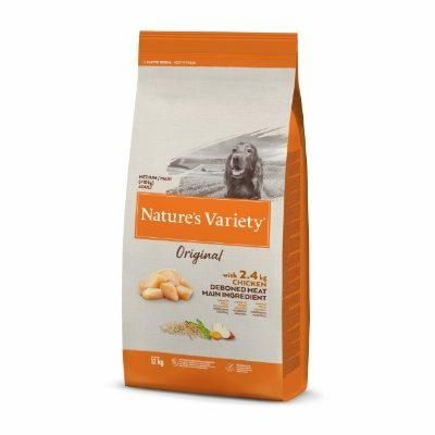 natures variety medium maxi poulet